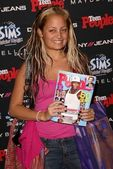 Nicole Richie at the Teen 2003 Artist Of The Year and AMA After Party, Avalon, Hollywood, CA 11-16-03 — Stock Photo