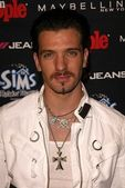 J.C. Chasez at the Teen 2003 Artist Of The Year and AMA After-Party, Avalon, Hollywood, CA 11-16-03 — Stock Photo