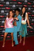 3LW at the Teen 2003 Artist Of The Year and AMA After-Party, Avalon, Hollywood, CA 11-16-03 — Stock Photo