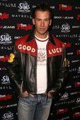 Devon jones michael no artista teen 2003 do ano e ama depois da festa, avalon, hollywood, ca 16/11/03 — Foto Stock
