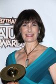 Gale Anne Hurd at the 37th Annual Saturn Awards Press Room, Castaway, Burb — Stock Photo