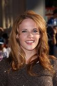 Katie Leclerc at the Los Angeles Premiere Of Captain America The First Avenger, El Capitan, Hollywood, CA. 07-19-11 — Stock Photo