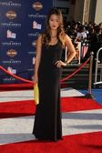 "Jamie Chung at the Los Angeles Premiere Of ""Captain America: The First Ave — Stock Photo"