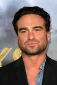 "Johnny Galecki at the ""Cowboys & Aliens"" World Premiere, San Diego Civic T — Stock Photo"