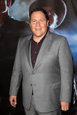 "Jon Favreau at the ""Cowboys & Aliens"" World Premiere, San Diego Civic Thea — Stock Photo"
