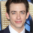 "Kevin McHale  at the ""Glee The 3D Concert Movie"" World Premiere, Village Th — Stock Photo"