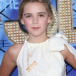 Kiernan Shipka  at the Glee The 3D Concert Movie World Premiere, Village Theater, Westwood, CA 08-06-11 — Lizenzfreies Foto