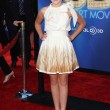 Stock Photo: Kiernan Shipka at the Glee The 3D Concert Movie World Premiere, Village Theater, Westwood, CA 08-06-11