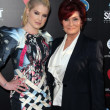 Kelly Osbourne, Sharon Osbourne  at the God Bless Ozzy Osbourne Premiere Screening, Arclight Cinerama Dome, Hollywood, CA. 08-22-11 — Stock Photo