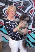 Kathryn Joosten at Bridgettas Cause Just 4 Paws Celebrity Charity Event, Sportie LA, Los Angeles, CA. 08-06-11 — Stock Photo