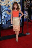 "Kathy Griffin at the ""Glee The 3D Concert Movie"" World Premiere, Village T — ストック写真"