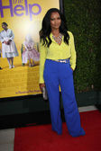"Garcelle Beauvais at ""The Help"" Los Angeles Premiere, AMPAS Samuel Goldwyn — Stock Photo"