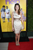 """Tiffany Brouwer at """"The Help"""" Los Angeles Premiere, AMPAS Samuel Goldwyn T — Stock Photo"""