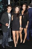 BooBoo Stewart, Fival Stewart, Maegan Steward — Stock Photo