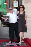 Danny DeVito and Rhea Perlman — Stock Photo