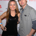 Renee Simlak and Jonathan Novak — Stock Photo #14104803