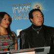Постер, плакат: Sanaa Lathan and Smokey Robinson