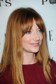 Judy Greer at the ELLE Women in Television party, SoHo House, West Holly, — Stock Photo