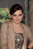 Abigail Breslin at the Rango Los Angeles Premiere, Village Theater, Westwood, CA. 02-14 — Stock Photo