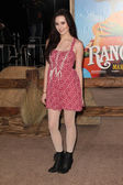 "Jillian Clare at the ""Rango"" Los Angeles Premiere, Village Theater, Westwo — Stock Photo"