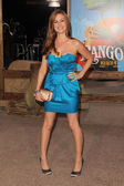 Isla Fisher — Stockfoto