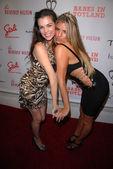 Alicia Arden and Bridgetta Tomarchio — Stock Photo