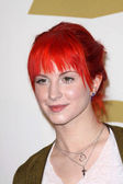 Hayley Williams at the Grammy Nominations Concert Live, Club Nokia, Los A — Stockfoto