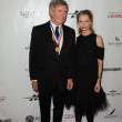 Harrison Ford and CalistFlockhart — Stock Photo #14113083