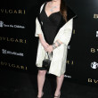Постер, плакат: Joely Fisher at a Bvlgari Private Event Honoring Simon Fuller And Paul Hag
