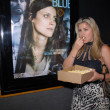 "Josie Goldberg  at the premiere of Cinema Epoch's ""Violent Blue,"" Culver Pl — Stock Photo"