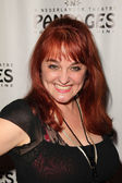 """Julie Brown at the """"Rock Of Ages"""" Opening Night, Pantages Theater, Hollywo — Stock Photo"""