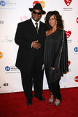 Jimmy Jam at the MusiCares Tribute To Barbra Streisand, Los Angeles Conven — Stock Photo