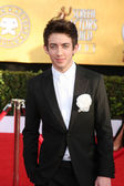 Kevin McHale at the 17th Annual Screen Actors Guild Awards, Shrine Auditor — Stock Photo