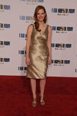 """Jessica Chastain at the """"I Am Number Four"""" World Premiere, Village Theater — Foto Stock"""