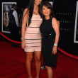 "KimorLee and mother at ""Tempest"" Los Angeles Premiere, El Capitan, H — Stock Photo #14124603"