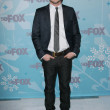 Постер, плакат: Elijah Wood at the 2011 FOX Winter All Star Party Villa Sorriso Pasadena