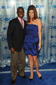 Taye Diggs, Kate Walsh — Stock Photo