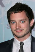 Elijah Wood at the 2011 FOX Winter All-Star Party, Villa Sorriso, Pasadena — Stock Photo