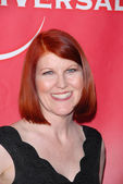 Kate Flannery at the NBC Universal Press Tour All-Star Party, Langham Huntington Hotel, Pasadcena, CA. 01-13-11 — Stock Photo