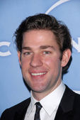 John Krasinski at the NBC Universal Press Tour All-Star Party, Langham Hu — Stock Photo