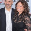 Tom Vitale and Valerie Bertinelli — Stock Photo