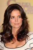 Katie Holmes at the 68th Annual Golden Globe Awards Nominations Announceme — Stockfoto