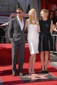 Tim mcgraw y gwyneth paltrow — Foto de Stock