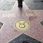 Постер, плакат: Anne Francis Star