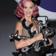 Katy Perry  in the2011 MTV Video Music Awards Press Room, Nokia Theatre LA — Zdjęcie stockowe