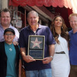 Eric Stonestreet, Rico Rodriguez, Ed O&#039;Neill, Sofia Vergara, and Jesse Tyle - Stock Photo