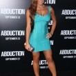 "Daphne Joy  at the ""Abduction"" World Premiere, Chinese Theater, Hollywood, — Stock Photo"