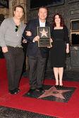 Stephen Baldwin, Alec Baldwin and Megan Mullally — Stock Photo