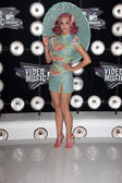 Katy Perry at the 2011 MTV Video Music Awards Arrivals, Nokia Theatre LA Live, Los Angeles, CA 08-28-11 — Stock Photo