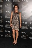 Jessica Stroup at the CW Premiere Party presented by Bing, Warner Bros. St — Stock Photo